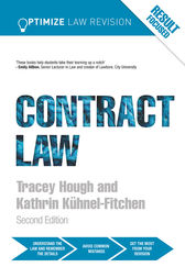 Optimize Contract Law by Kathrin Kuhnel-Fitchen