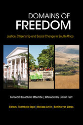 Domains of Freedom by Thembela Kepe