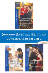 Harlequin Special Edition June 2017 Box Set 2 of 2 by Rachel Lee