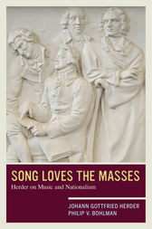 Song Loves the Masses by Johann Gottfried Herder