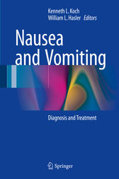 Nausea and Vomiting by Kenneth L. Koch
