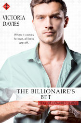 The Billionaire's Bet by Victoria Davies
