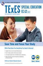 TExES Special Education EC-12 (161) Book + Online by Jill L. Haney