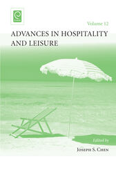 Advances in Hospitality and Leisure by Joseph S. Chen