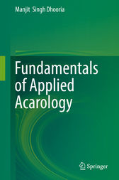Fundamentals of Applied Acarology by Manjit  Singh Dhooria