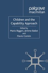 Children and the Capability Approach by M. Biggeri
