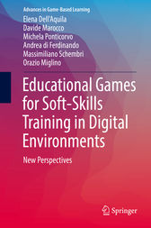 Educational Games for Soft-Skills Training in Digital Environments by Elena Dell'Aquila