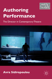Authoring Performance by A. Sidiropoulou