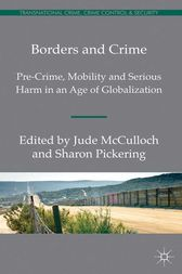 Borders and Crime by S. Pickering