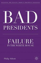 Bad Presidents by P. Abbott