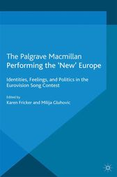 Performing the 'New' Europe by K. Fricker