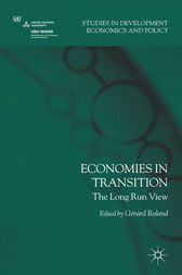 Economies in Transition by G. Roland