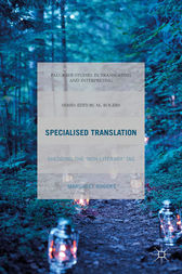 Specialised Translation by M. Rogers