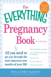 The Everything Pregnancy Book by Paula Ford-Martin