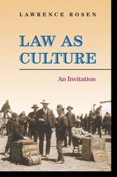 Law as Culture by Lawrence Rosen