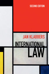 International Law by Jan Klabbers