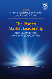 The Rise to Market Leadership by Franco Malerba