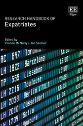 Research Handbook of Expatriates by Yvonne McNulty