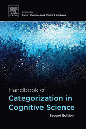 Handbook of Categorization in Cognitive Science by Henri Cohen