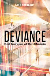 Deviance by Leon Anderson