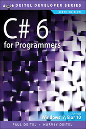 C# 6 for Programmers by Paul Deitel