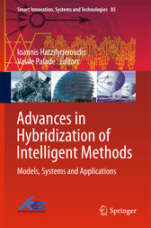Advances in Hybridization of Intelligent Methods by Ioannis Hatzilygeroudis