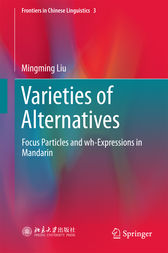 Varieties of Alternatives by Mingming Liu