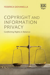 Copyright and Information Privacy by Federica Giovanella