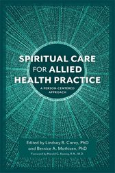 Spiritual Care for Allied Health Practice: A Person-centered Approach