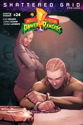 Mighty Morphin Power Rangers #24 by Kyle Higgins