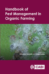 Handbook of Pest Management in Organic Farming by V. Vacante