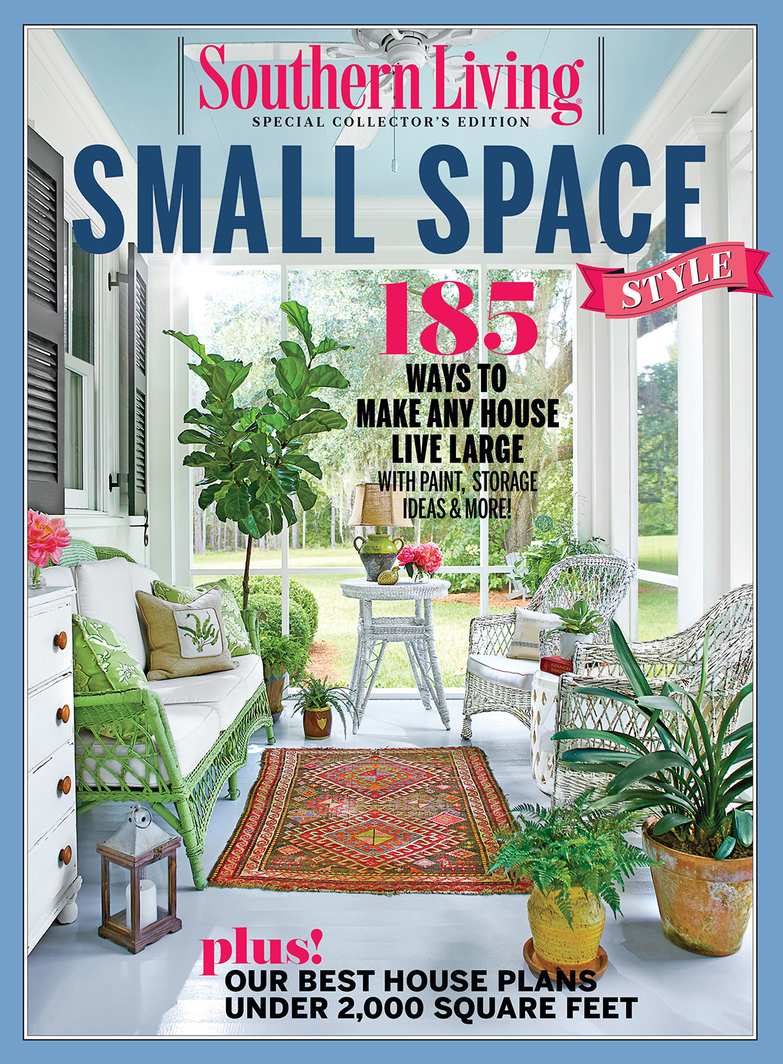 SOUTHERN LIVING Small Space Style