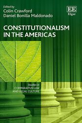 Constitutionalism in the Americas by Colin Crawford