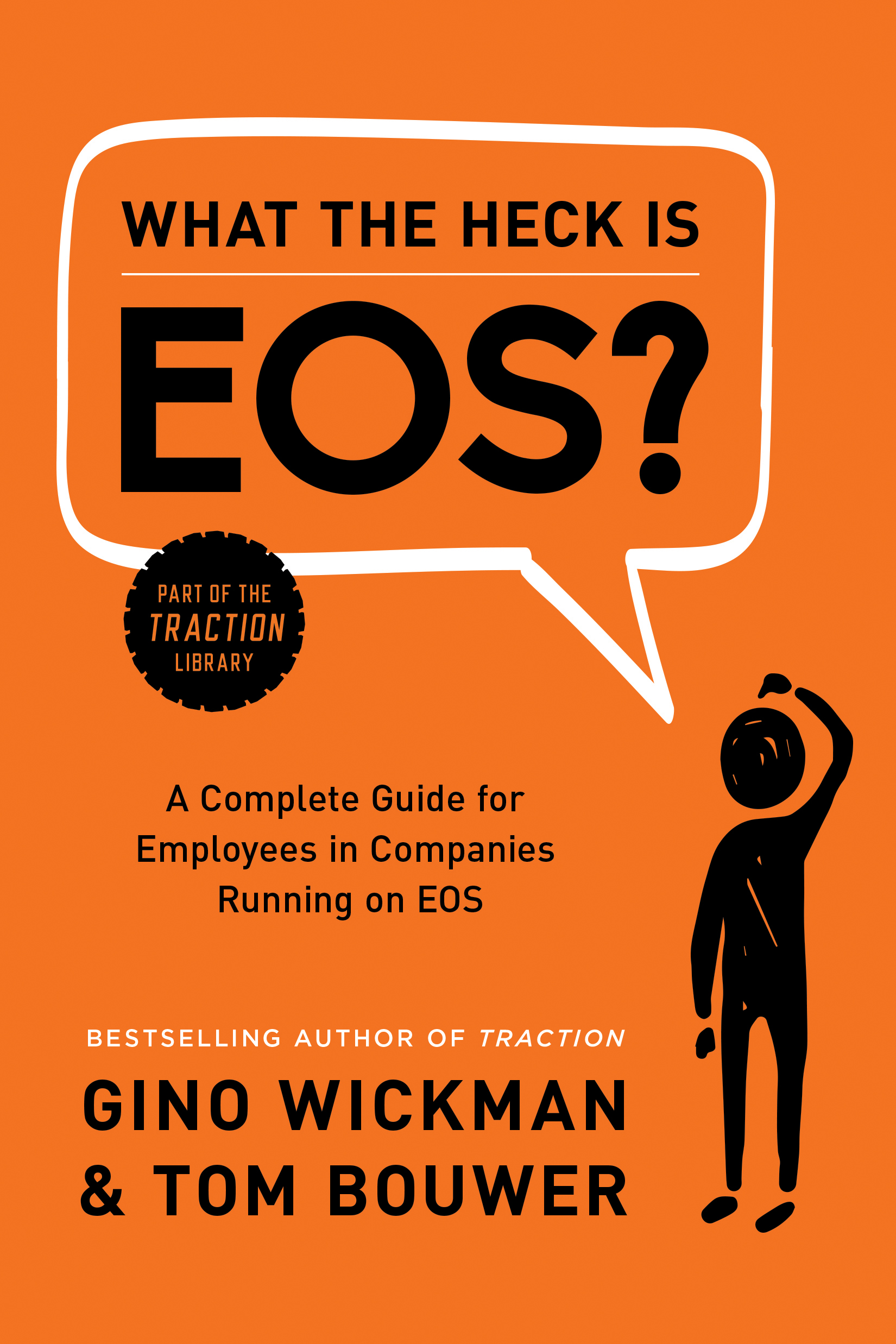 Download Ebook What the Heck Is EOS? by Gino Wickman Pdf