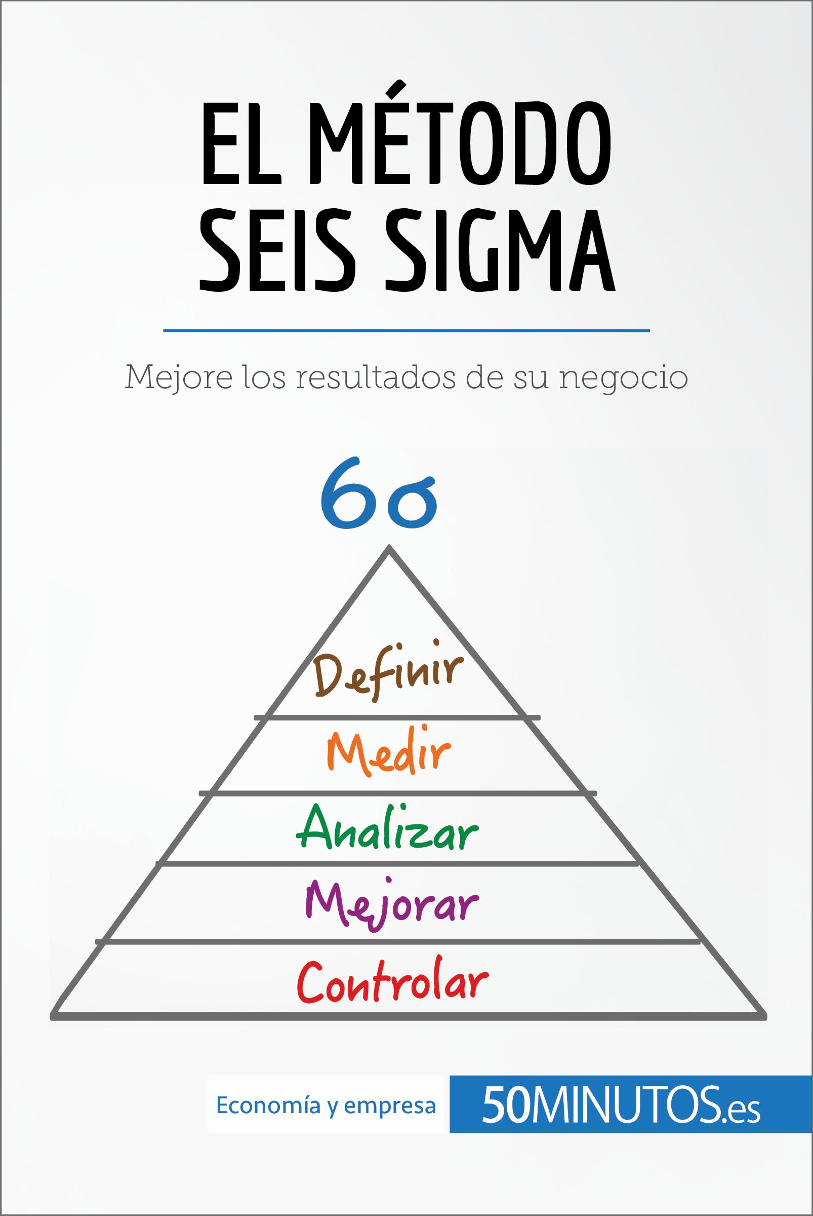 Download Ebook El método Seis Sigma by 50Minutos.es Pdf