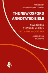The New Oxford Annotated Bible with Apocrypha: New Revised Standard Version