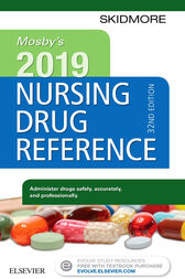 Mosby's 2019 Nursing Drug Reference