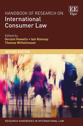 Handbook of Research on International Consumer Law