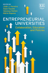 Entrepreneurial Universities by João J. Ferreira
