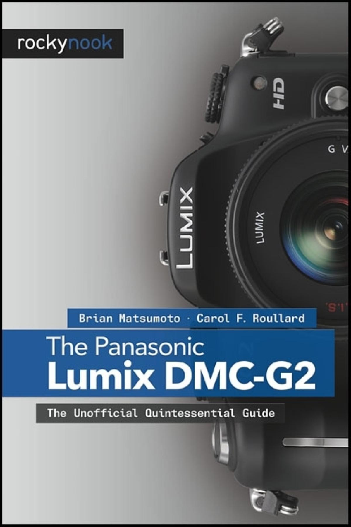 The Panasonic Lumix DMC-G2 (96504515) photo