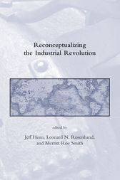 Reconceptualizing the Industrial Revolution