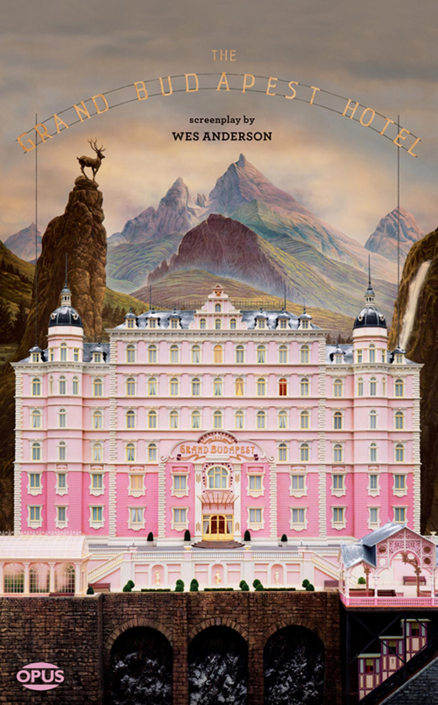 The Grand Budapest Hotel - 15-24.99